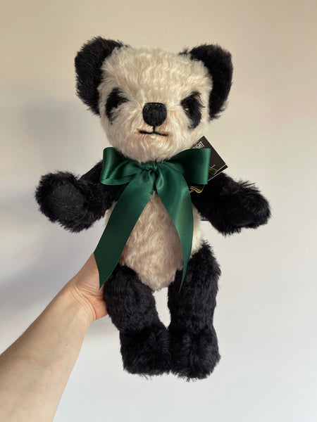 Merrythought Handmade Antique Panda 14""