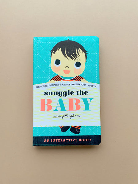(Pre-Order) Snuggle the Baby | Sara Gillingham (Board Book)