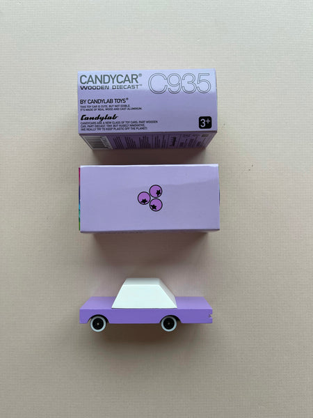Candylab Beech Wood Candycar | B.Berry