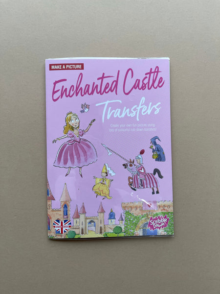 Scribble Down Enchanted Castle Transfers