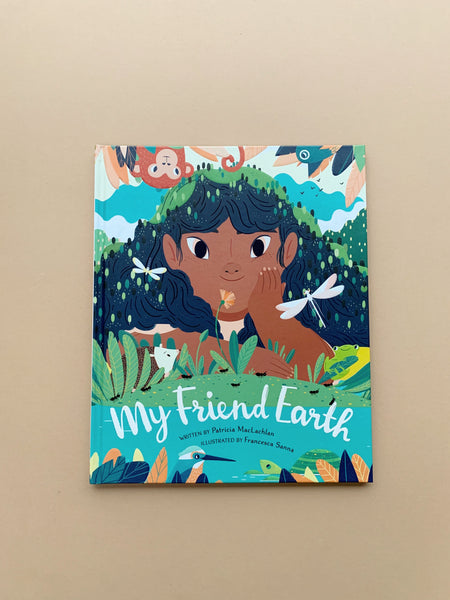 My Friend Earth | Patricia MacLachlan (Hardcover)