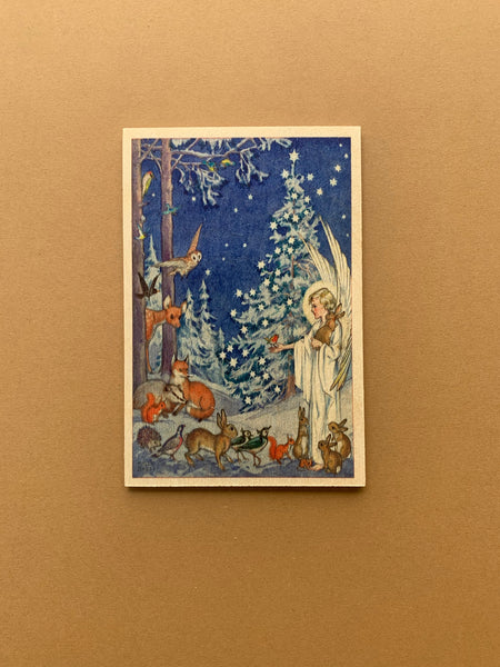The Wooden Postcard | The Spirit of Christmas