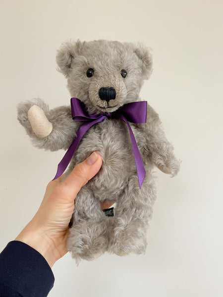 Merrythought Handmade Antique Chester Bear 10""