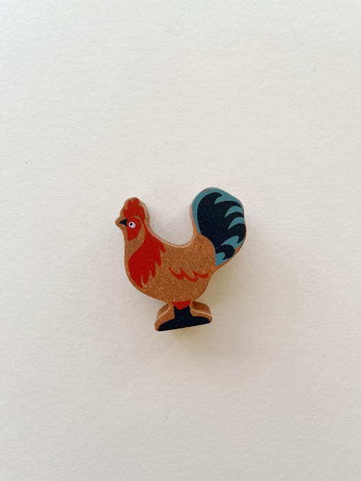 Tender Leaf Toys | Farmyard Animals - Rooster