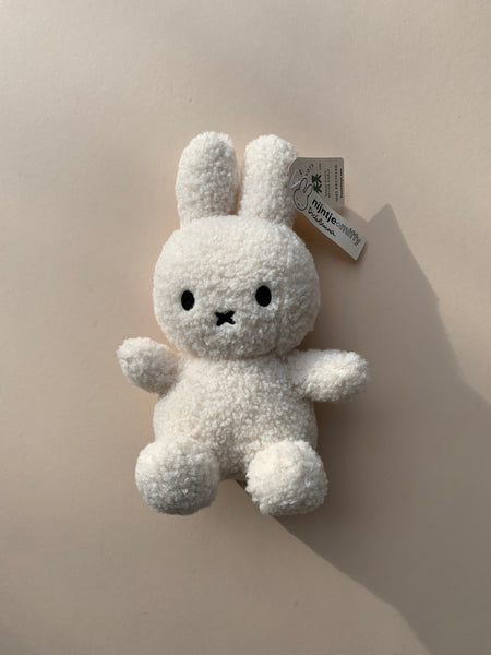 Small Recycled Miffy in White 23cm