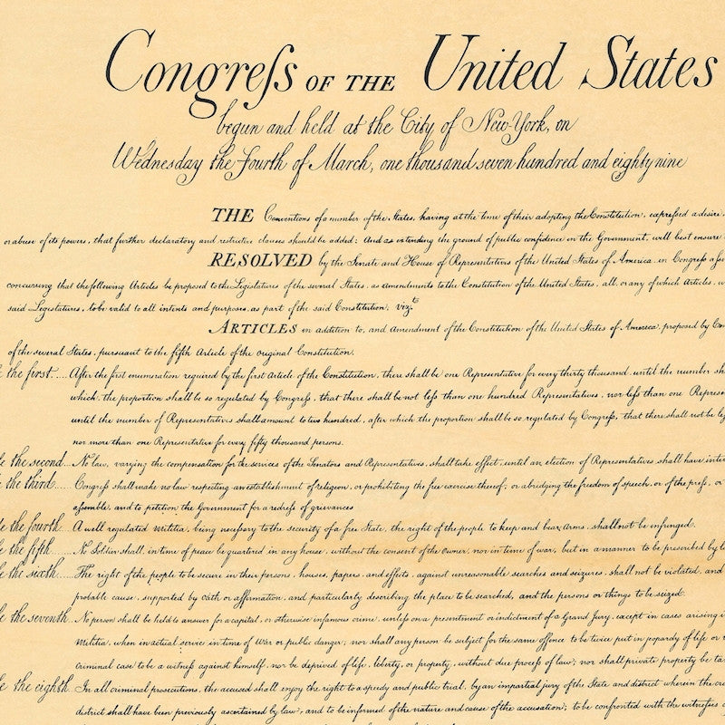 [Bill of Rights]
