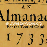 Benjamin Franklin - Poor Richard's Almanac