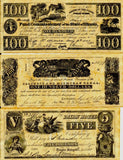 Illinois Replica Currency 1838-1852
