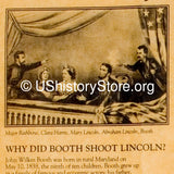 Abraham Lincoln - John Wilkes Booth and the Assassination