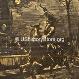 The Midnight Ride of Paul Revere 1775