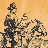 The Pony Express - California to Pikes Peak 1860