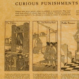 Curious Punishments of the Colonial Era