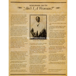 "Sojourner Truth, ""Ain't I A Woman?"" 1851"