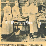Beginnings of Modern Day Surgery in America 1800's