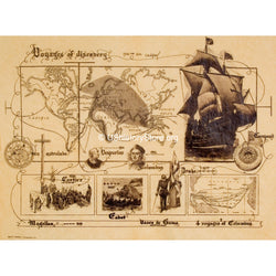 Voyages of Discovery - 1400's and 1500's