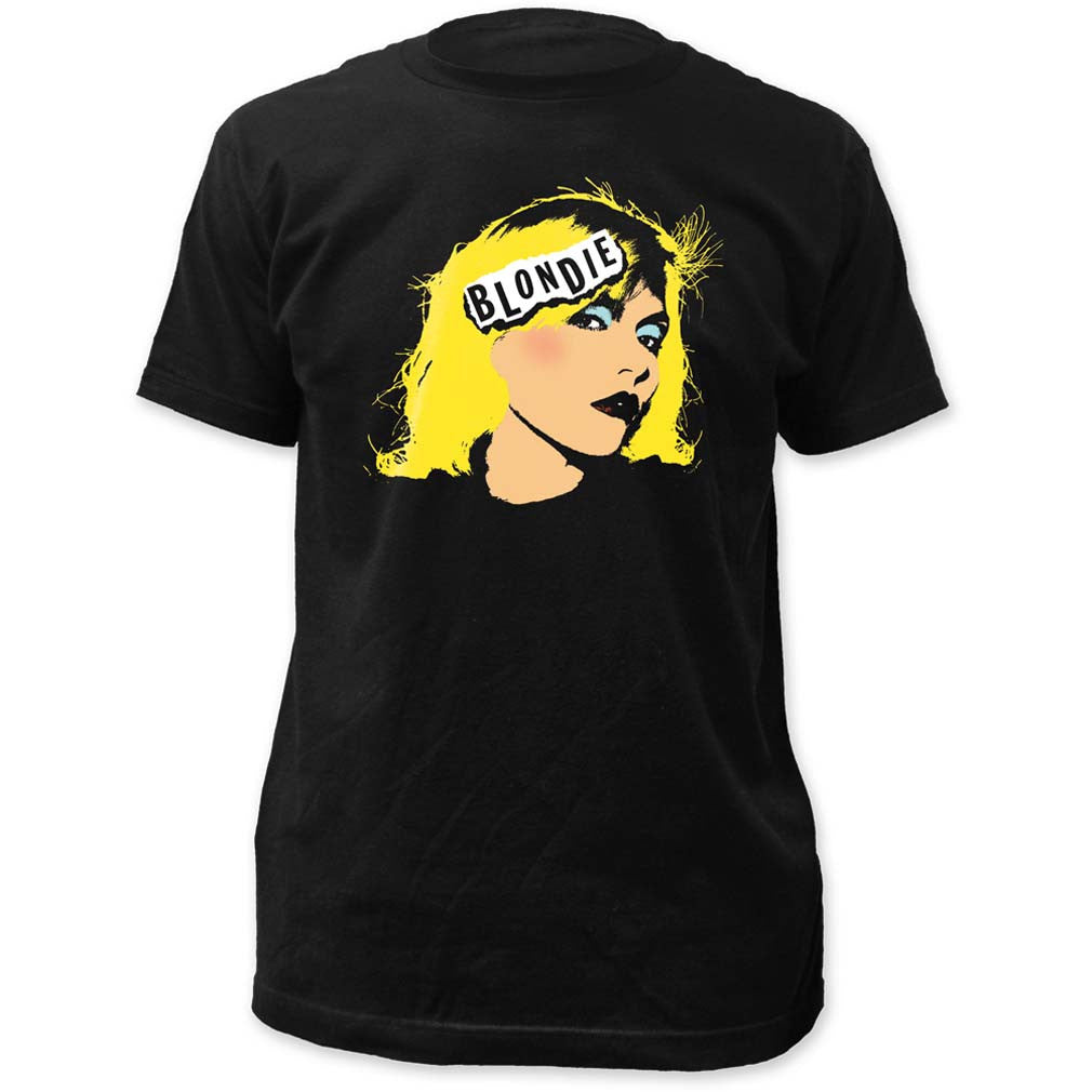 Blondie Face T-Shirt Small - X Large