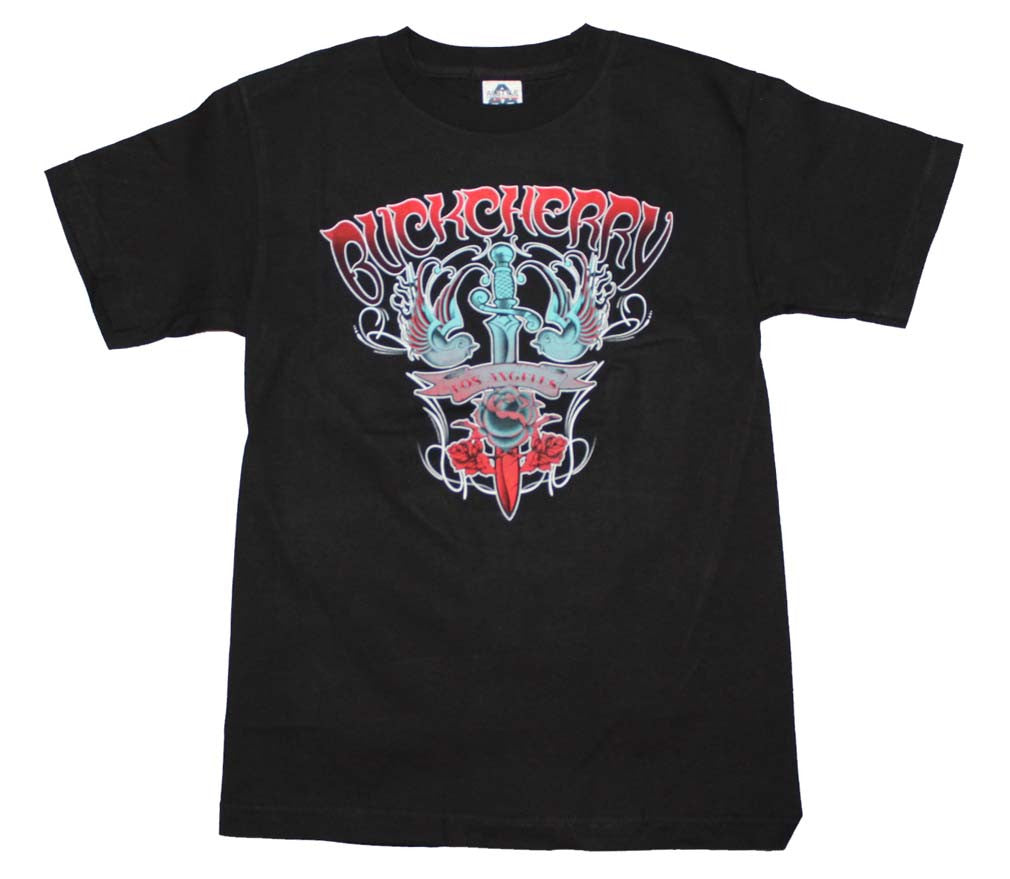 Buckcherry Los Angeles T-Shirt Small - X-Large