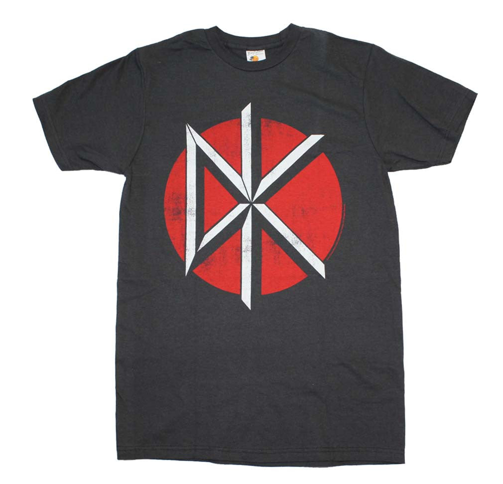 Dead Kennedys Distressed Logo T-Shirt Small-X-Large