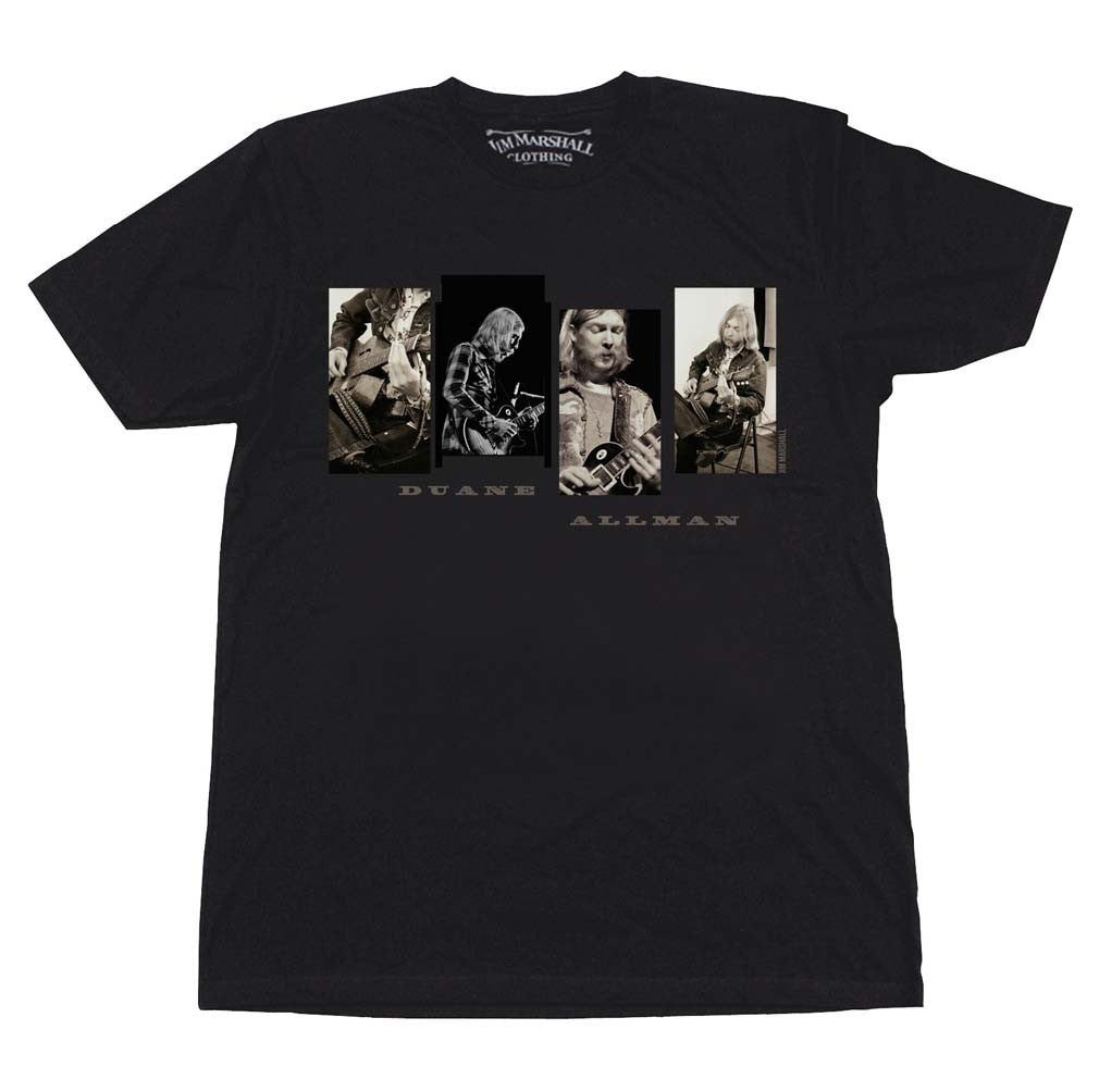 Duane Allman ReEvolution T-Shirt Small - X-Large
