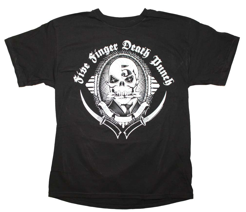 Five Finger Death Punch Get Cut T-Shirt Small - X-Large