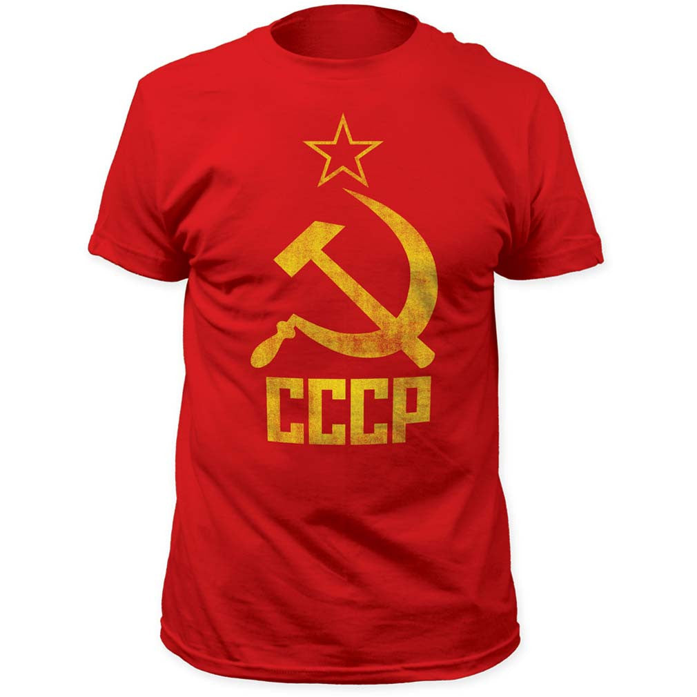 Impact Originals Hammer and Sickle T-Shirt Small - X-Large