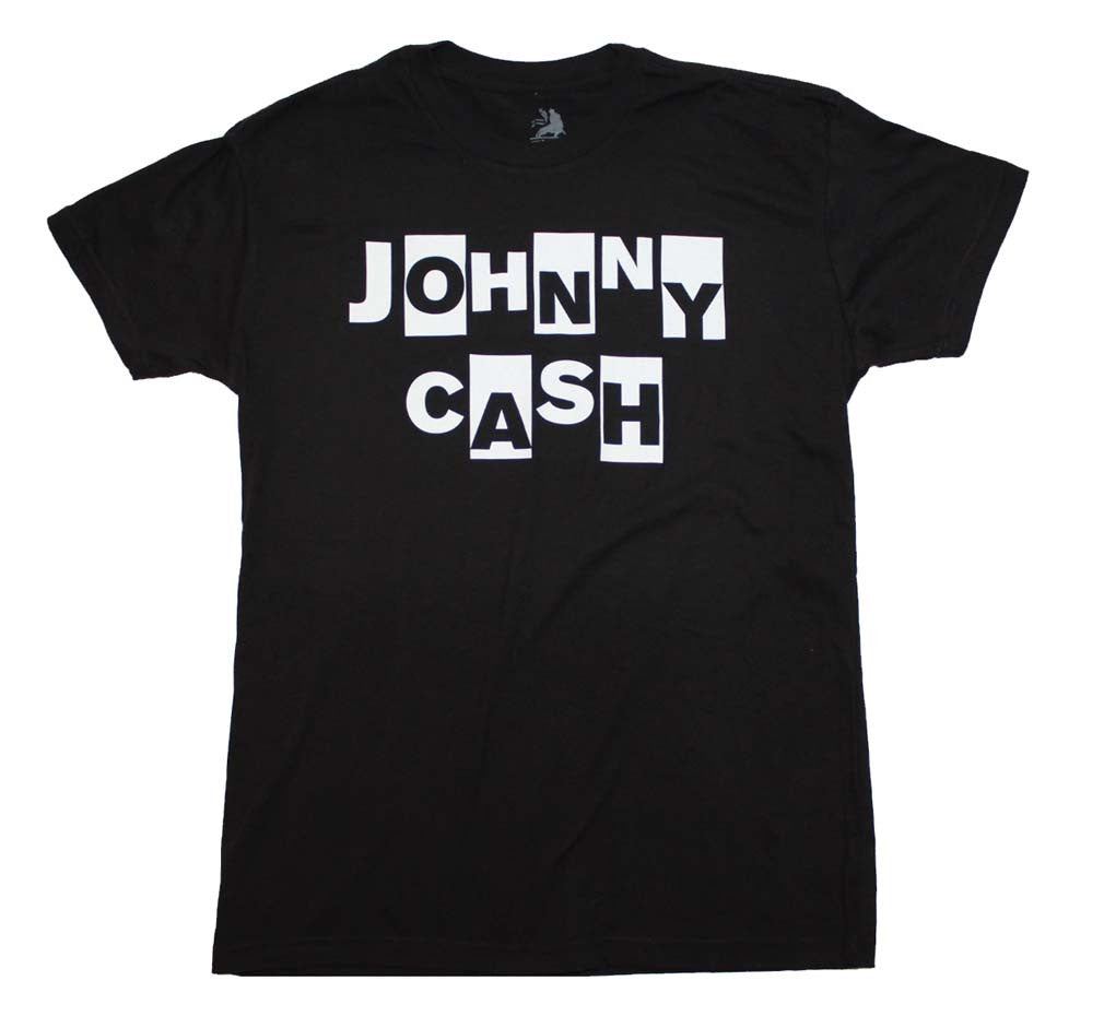 Johnny Cash Ransom T-Shirt Small - X-Large