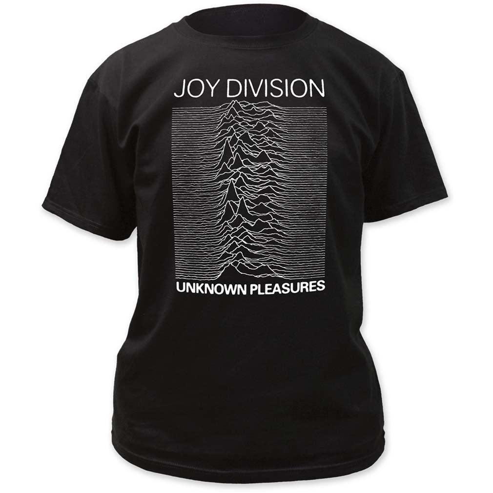 Joy Division Unknown Pleasures T-Shirt Small - X-Large