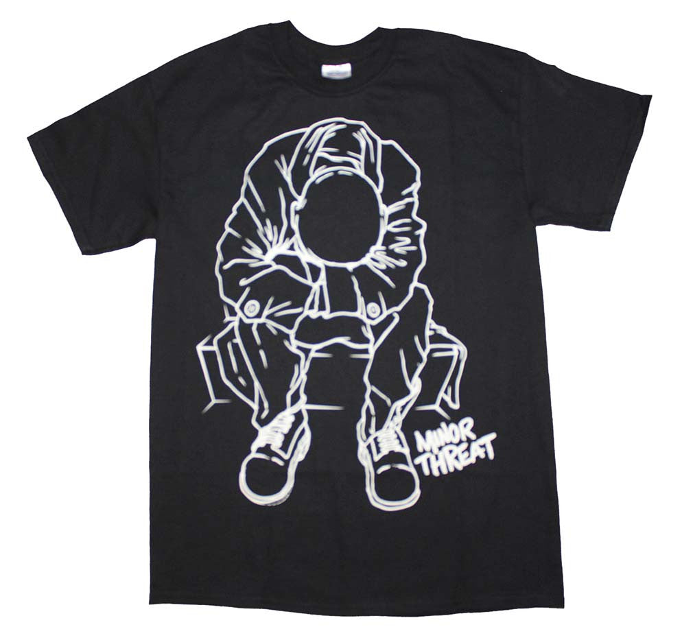 Minor Threat Out of Step T-Shirt Small - X-Large