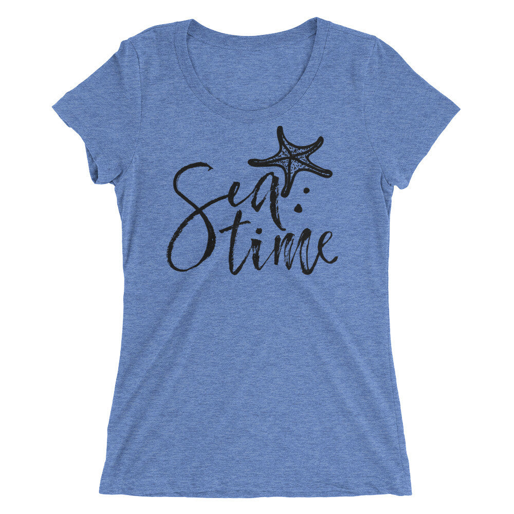 Sea Time Ladies' short sleeve t-shirt