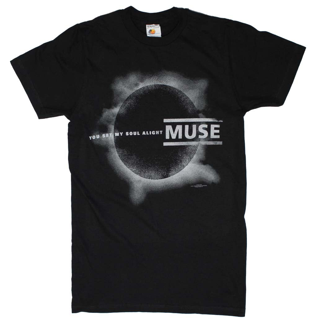 MUSE Eclipse T-Shirt Small - X-Large