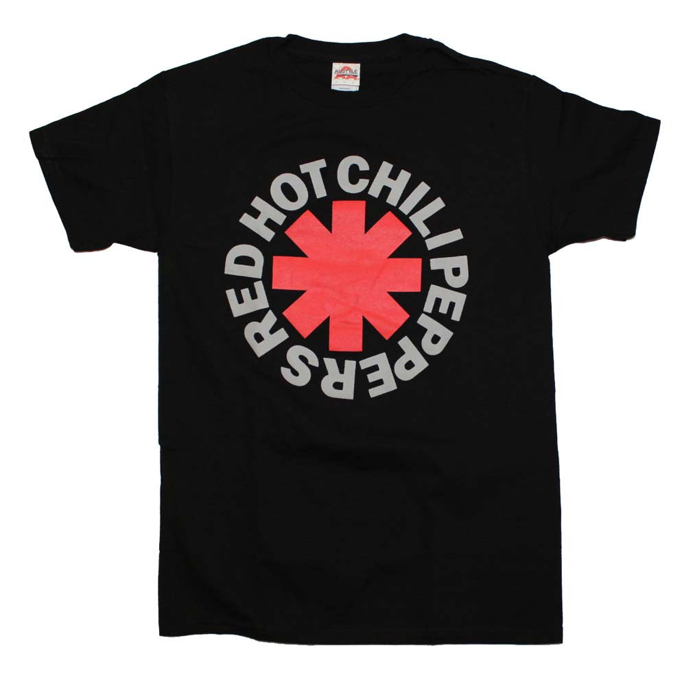 Red Hot Chili Peppers Asterisk T-Shirt Small - X-Large