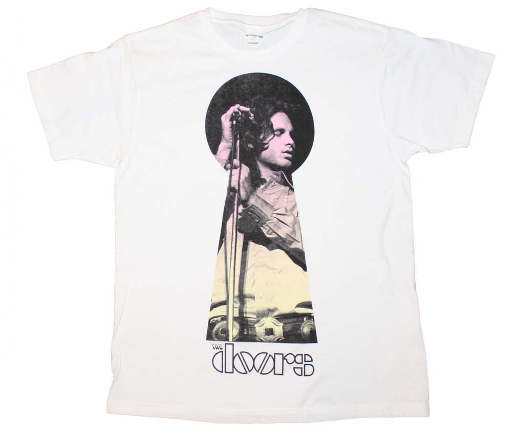 The Doors Keyhole Jim T-Shirt Small - X-Large