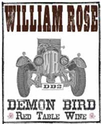 William Rose - Demon Bird