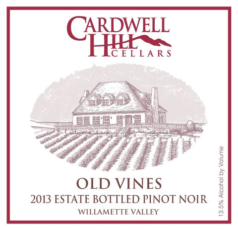 Cardwell Hill - Pinot Noir Old Vines 2016