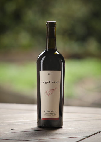 angel vine - Zinfandel Avery Vineyard 2012
