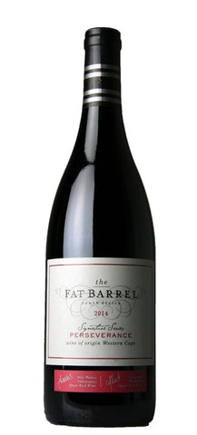 Fat Barrel - Perseverance 2014
