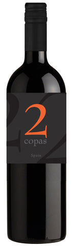 2 Copas Spain - Red Blend 2018