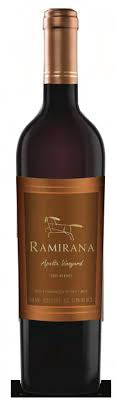 Ramirana - Red Blend Apalta Vineyard 2015