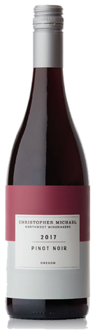 Christopher Michael - Pinot Noir 2017