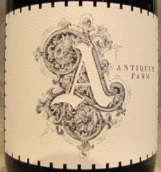 Antiquum Farm - Pinot Noir Luxuria 2015