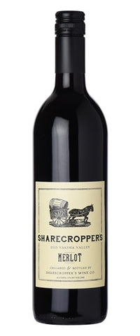 Sharecropper's - Merlot 2015