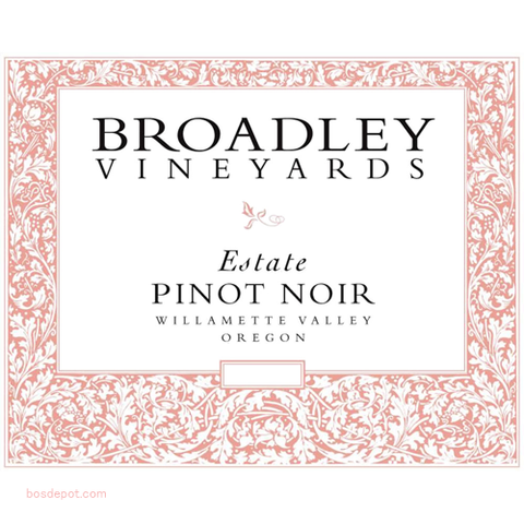 Broadley - Pinot Noir  Estate 2016