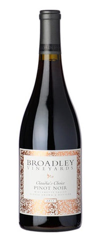 Broadley - Pinot Noir Claudia's Choice 2016