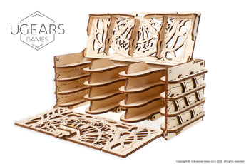 UGears Games: Kartenkiste - Card Holder