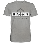 UGears Elements (White and colours) - Classic Shirt