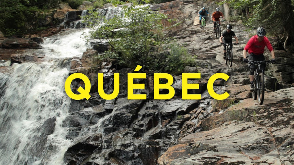 Chasing Waterfalls in Quebec