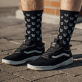 IFHT 8-Bit Bear Wool Socks