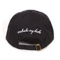 Mahalo My Dude Dad Hat - Black