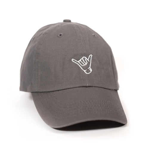 Mahalo My Dude Dad Hat - Grey