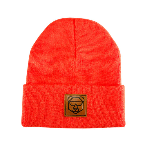 IFHT Bear Toque - Orange